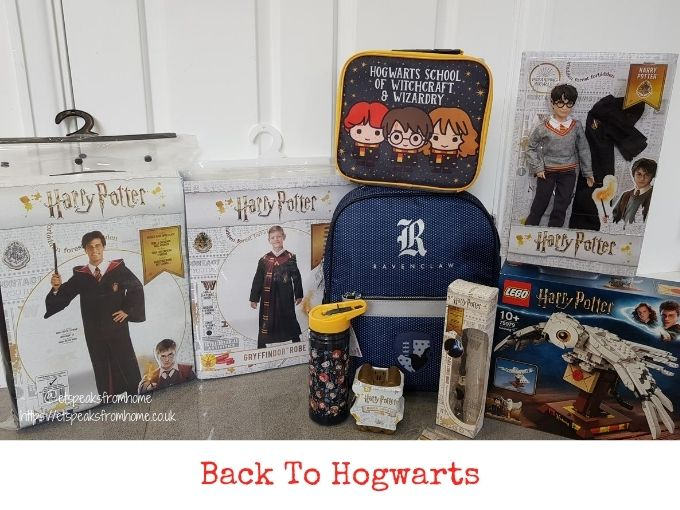 back to hogwarts review