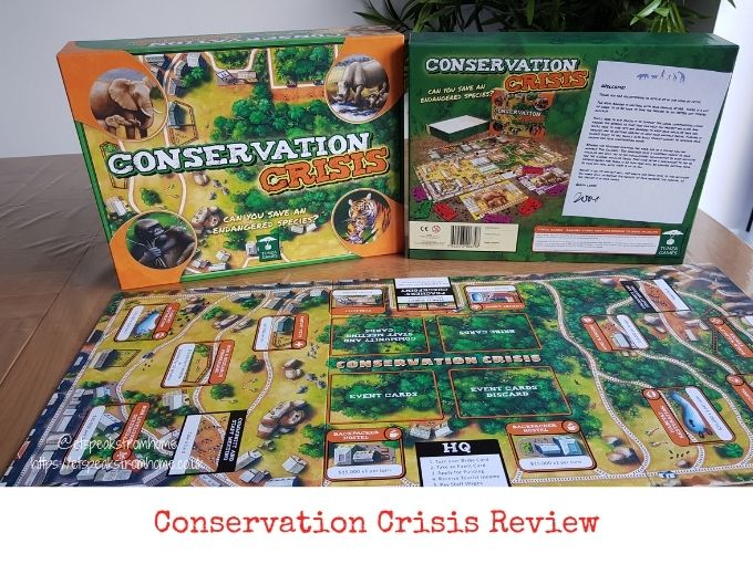 Conservation Crisis Review