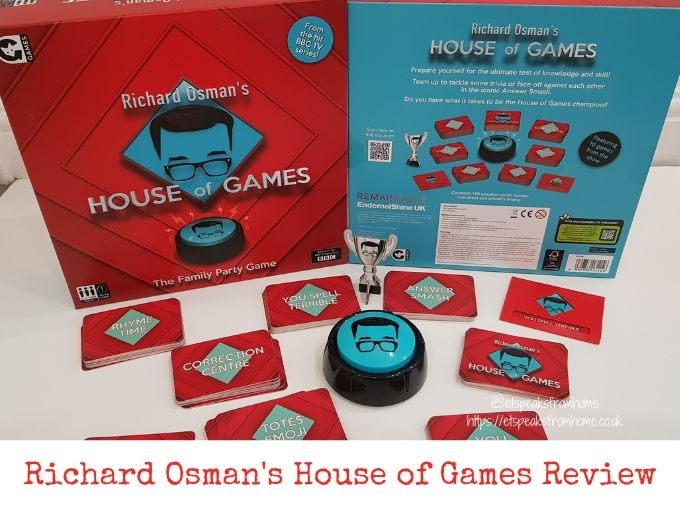 Richard Osman's House of Games Review
