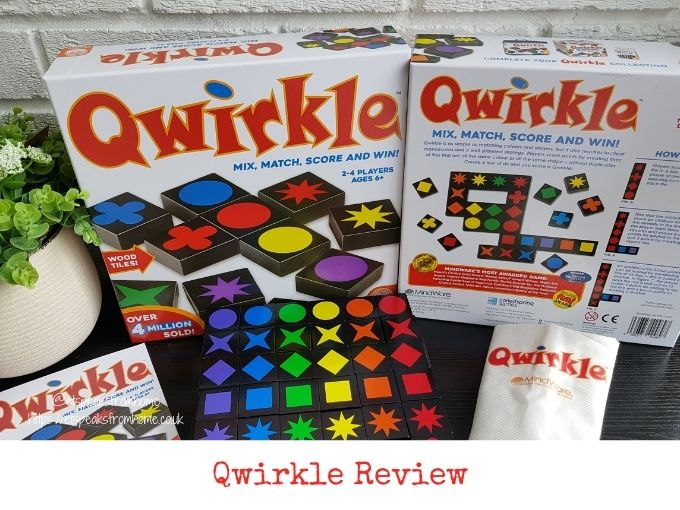 Qwirkle Review