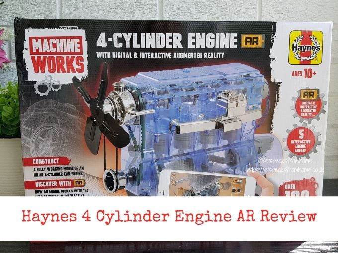 Haynes 4 Cylinder Engine AR Review