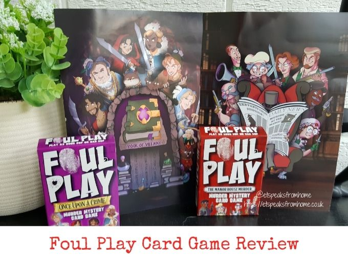 foul play card game review