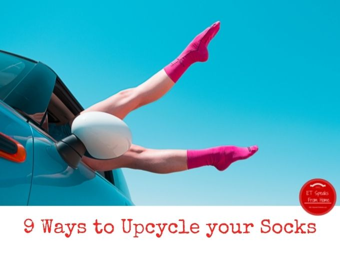 9 Ways to Upcycle your Socks
