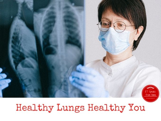 Healthy Lungs Healthy You