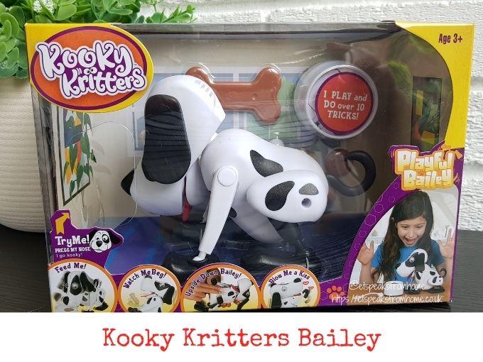 Kooky Kritters Playful Bailey Review